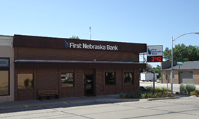 First Nebraska Bank Brainard branch