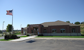 First Nebraska Bank Nebraska City branch