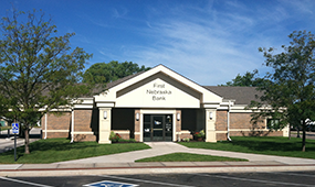 First Nebraska Bank Valley branch