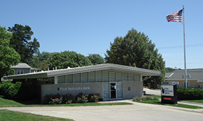 First Nebraska Bank Weeping Water branch