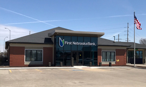 First Nebraska Bank Columbus branch